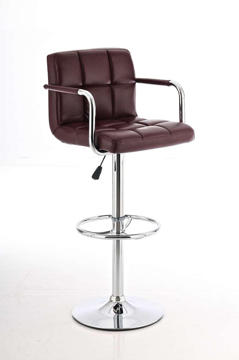 2 tabourets de bar design lucy simili cuir fauteuil chaise couleurs diverses - Fauteuil de bar design ...