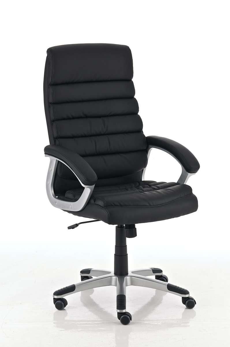 design b rostuhl minnesota schwarz schreibtischstuhl chefsessel neu ebay. Black Bedroom Furniture Sets. Home Design Ideas