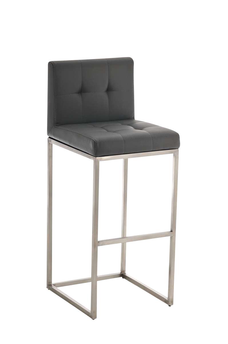Tabouret de bar edimbourg acier inoxydable choix de couleur cuisine bar chaise ebay for Tabouret bar couleur
