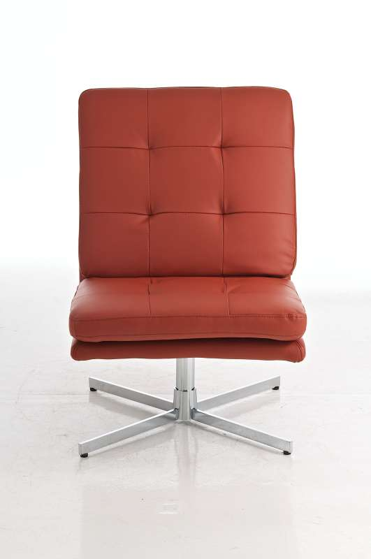 Design vigo lounger in cognac barhocker drehstuhl sessel for Barhocker cognac