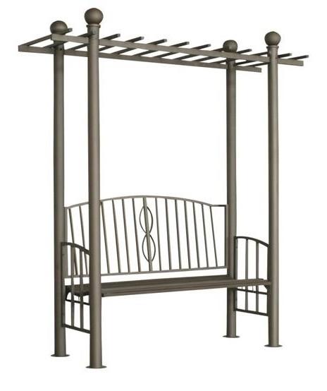 rosenbogen ulpgar 02 rankhilfe pavillon pergola neu ebay. Black Bedroom Furniture Sets. Home Design Ideas