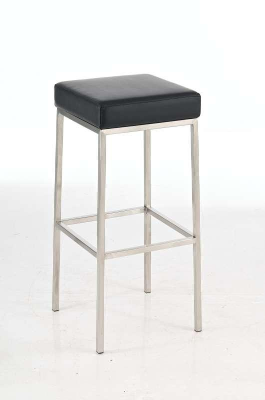 Bar Stool Montreal Faux Leather Stainless Steel Kitchen Barstool New