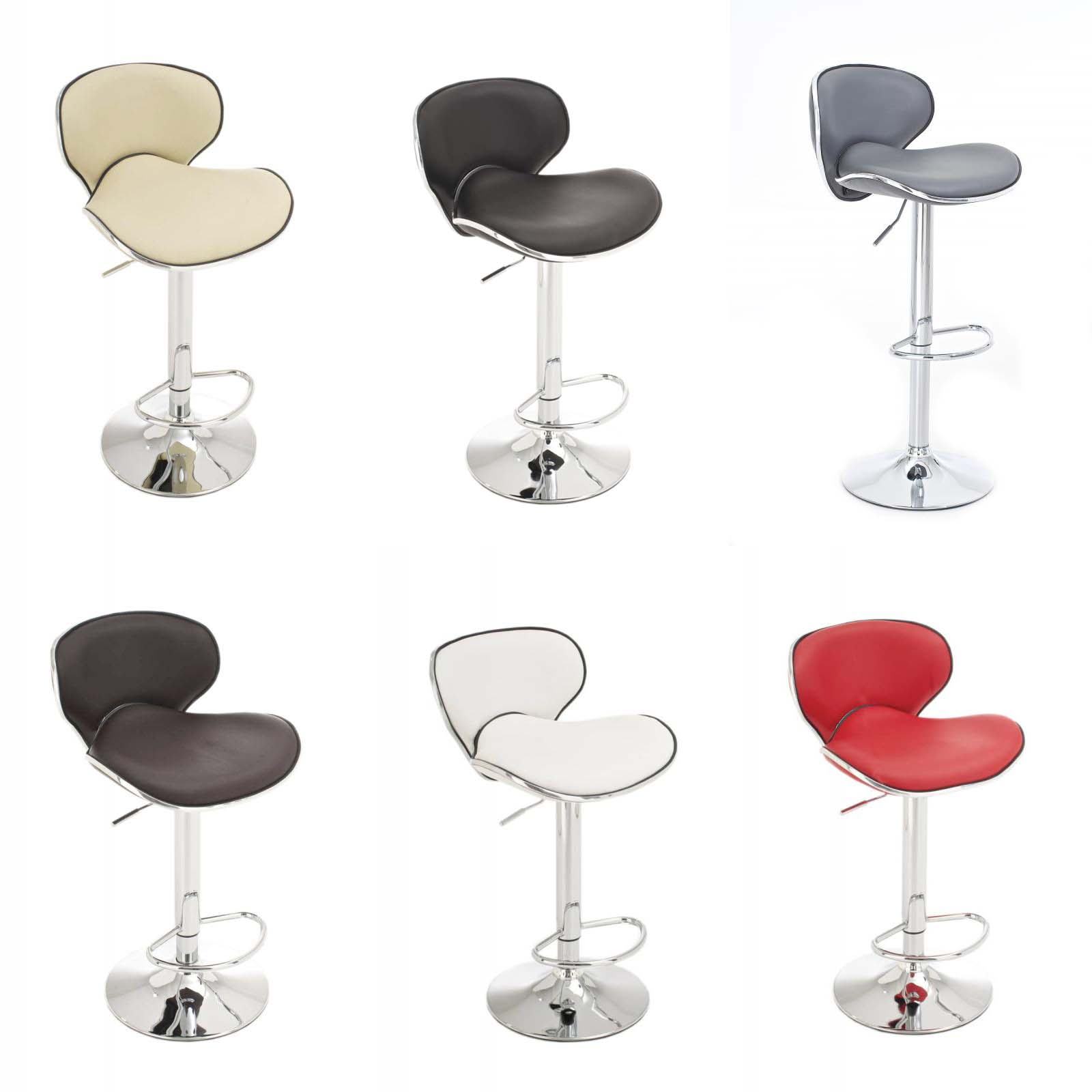 tabouret de bar las vegas chaise fauteuil cuisine am ricaine couleurs diverses ebay. Black Bedroom Furniture Sets. Home Design Ideas