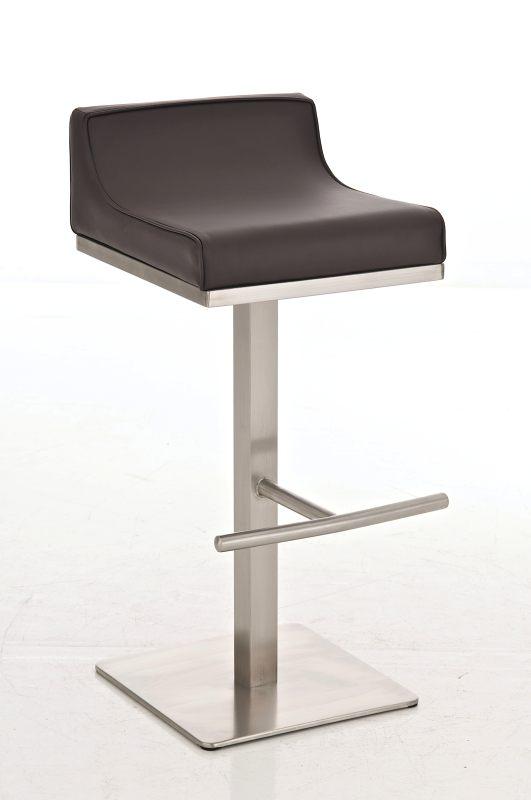 Barhocker graz edelstahl design tresenstuhl barstuhl lehne for Tresenstuhl mit lehne