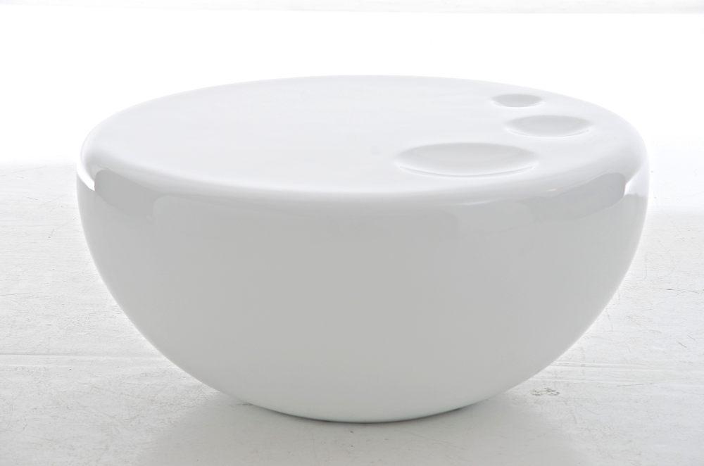 Design couchtisch astor wei hochglanz neu designer tisch for Designer tisch weiss
