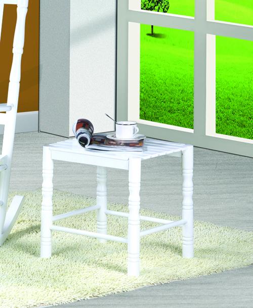 beistelltisch f r schaukelstuhl wei couchtisch telefontisch blumentisch neu ebay. Black Bedroom Furniture Sets. Home Design Ideas