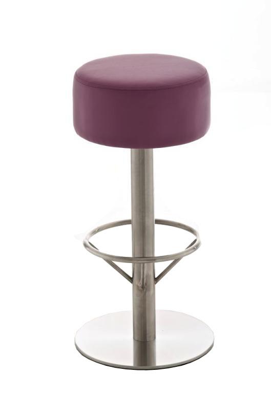 Barhocker pisa design drehstuhl barstuhl bartresen k che for Design barhocker edelstahl