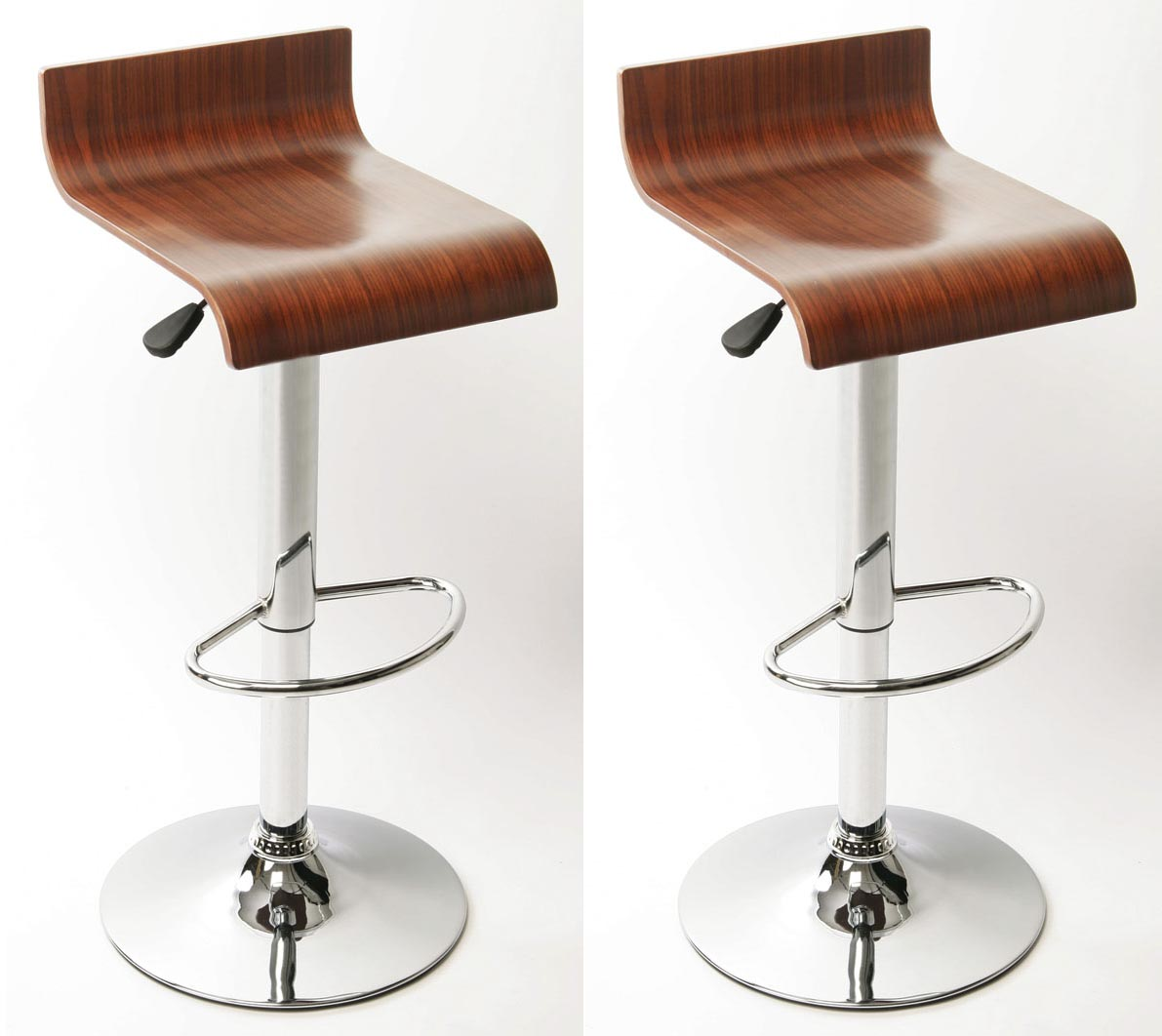 Doppelpack barhocker wood design holz barstuhl lounge for Barhocker holz