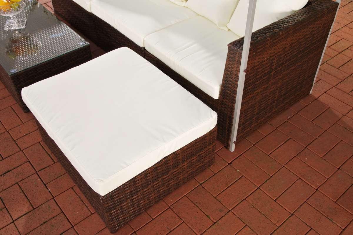 Marsala aus Polyrattan NEU Loungemöbel Gartenmöbel Sofa  eBay