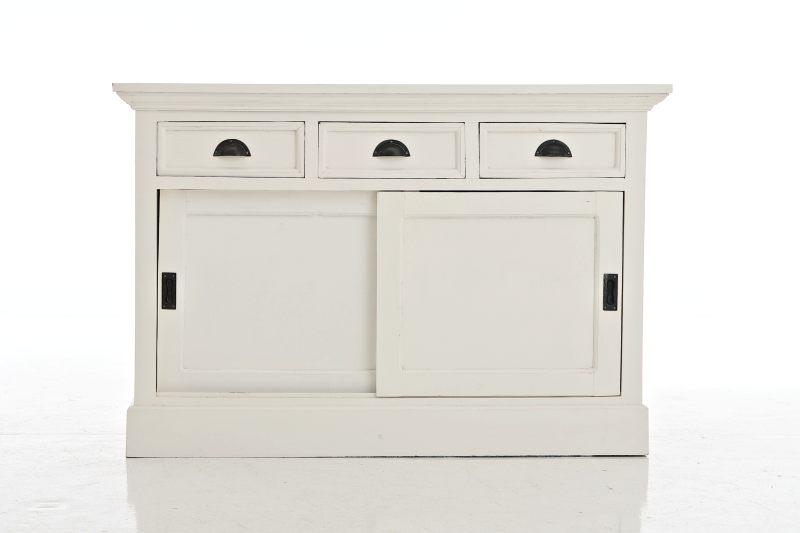 sideboard alina in wei anrichte kommode aufbewahrung. Black Bedroom Furniture Sets. Home Design Ideas
