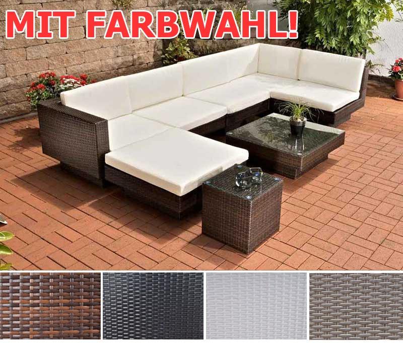 lounge gartenmoebel polyrattan – usblife, Terrassen ideen