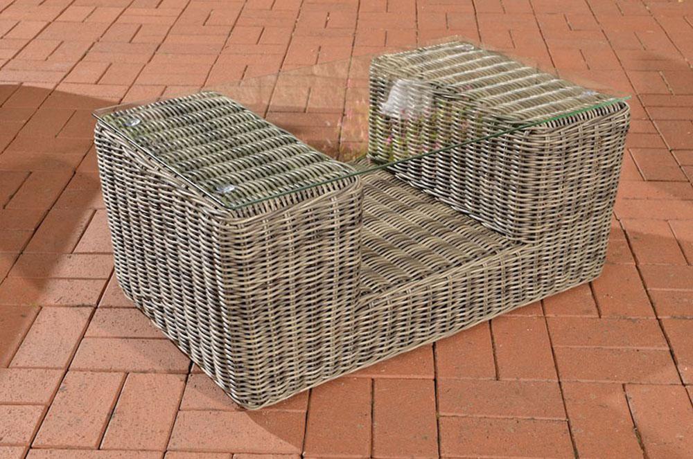 polyrattan gartengarnitur moss natura gartenm bel sitzgruppe lounge garten set ebay. Black Bedroom Furniture Sets. Home Design Ideas