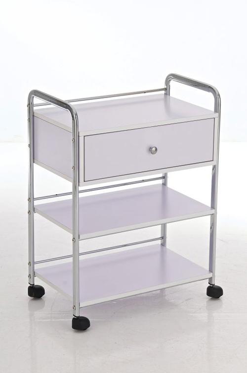 kosmetik ger tewagen trolly arbeitswagen stapelboy rollwagen beistelltisch neu ebay. Black Bedroom Furniture Sets. Home Design Ideas