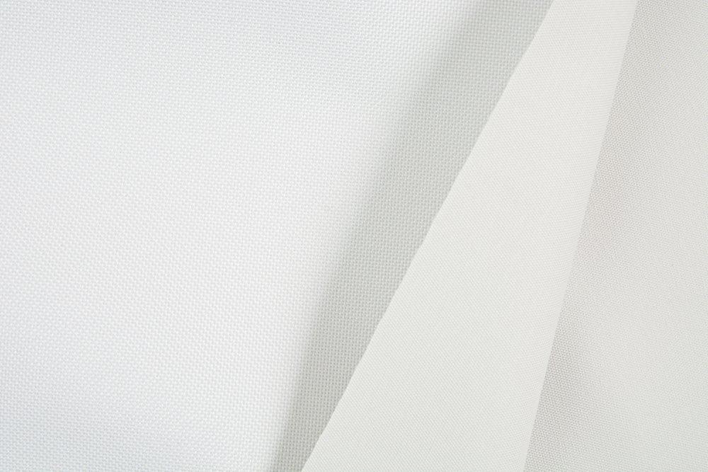 hochwertiges segeltuch wei meterware wasserdicht rei fest plane zelt 0 6mm ebay. Black Bedroom Furniture Sets. Home Design Ideas