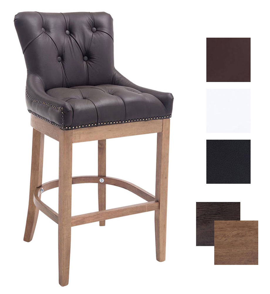 elegant bar stool buckingham tweed breakfast kitchen vintage armchair chair pub ebay. Black Bedroom Furniture Sets. Home Design Ideas