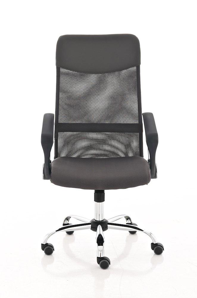 Luxe-bureaustoel-WASHINGTON-kantoorstoel-Managerstoel-net-bekleding-kunstleer