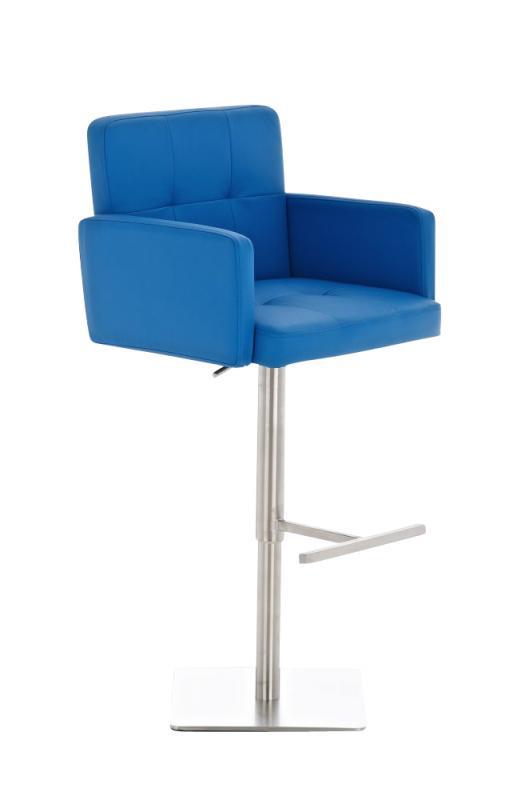 tabouret bar memphis similicuir chaise cuisine tulipe carr chrom repose pied ebay. Black Bedroom Furniture Sets. Home Design Ideas