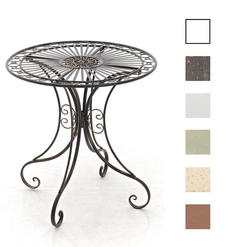 En Style Antique Terrasse Table Hari Fer Mo80ynvwn Forgé Jardin De b6YfIgyv7