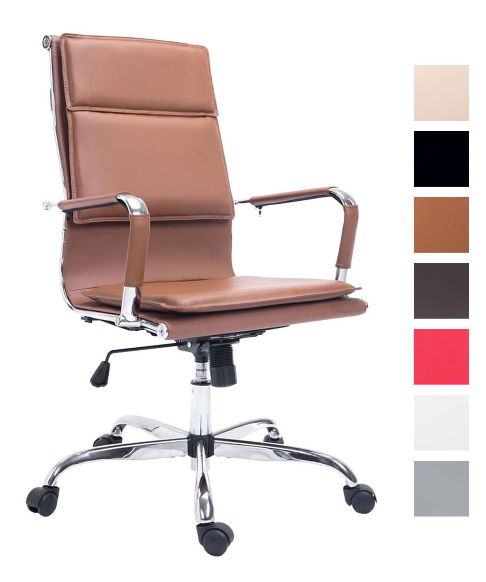 b rostuhl joris kunstleder chefsessel drehstuhl b rosessel schreibtischstuhl neu ebay. Black Bedroom Furniture Sets. Home Design Ideas