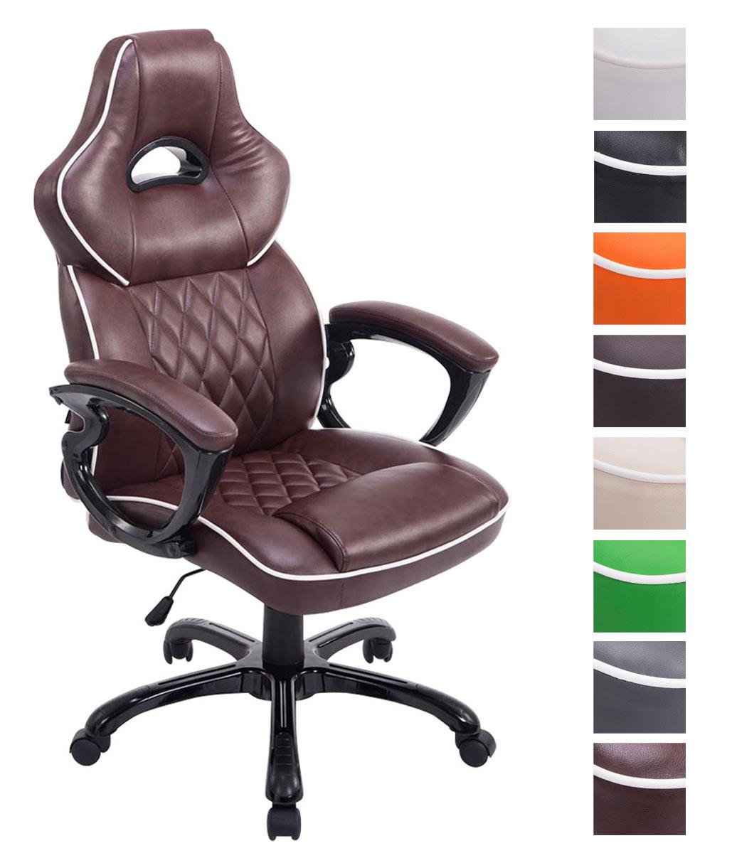 fauteuil de bureau big xxx pivotant travail chaise pais roue r glable accoudoir ebay. Black Bedroom Furniture Sets. Home Design Ideas