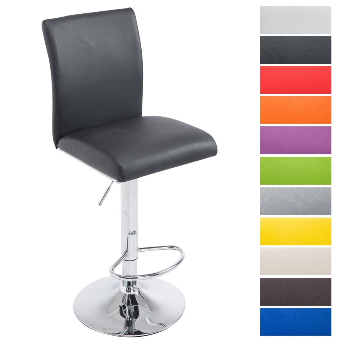 barhocker k ln neu design drehstuhl barstuhl mit lehne bartresen k che ebay. Black Bedroom Furniture Sets. Home Design Ideas