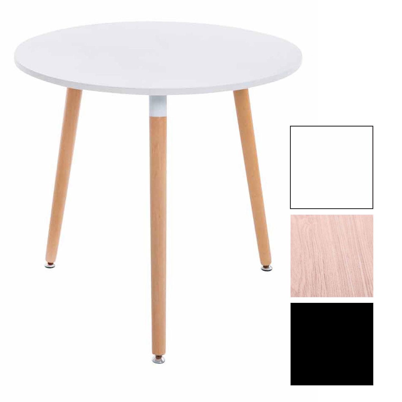 Nature Clp Table De Cuisine Design Retro Ansgar I Table D